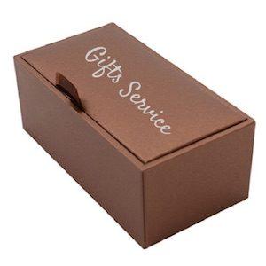 krabičky na manžetové knoflíčky na zakázku s potiskem